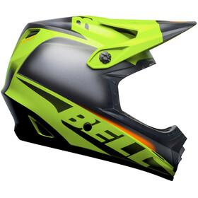 Bell Full-9 Fusion MIPS Pyöräilykypärä , vihreä/musta